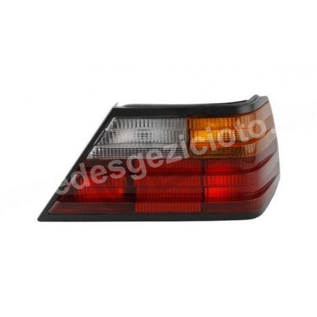MERCEDES E KASA W124 SAĞ STOP CAMI SARI ORJİNAL A1248200666 +